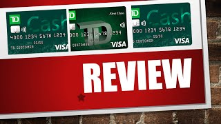 TD Bank Credit Card // Which one is the best for you?
