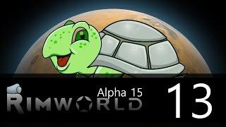 Rimworld - Alpha 15 - Lone Survivor Challenge - Episode 13 - Puppies!