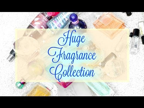 HUGE FRAGRANCE COLLECTION | Perfume, Body Spray, Perfume Oil