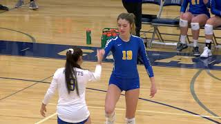 Girls High School Volleyball - Maple Grove vs. STMA State
