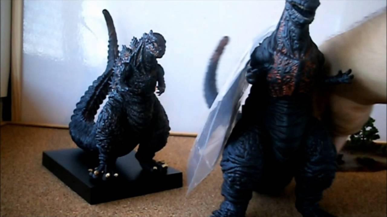 Radiation Heat Rays Version Sega Shin Godzilla Premium Figure