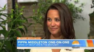 Video  Pippa Middleton interview  I feel 'publicly bullied' by internet trolls   Telegraph