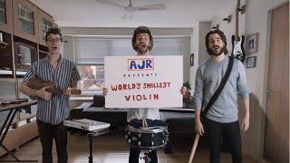 Смотреть клип Ajr - World'S Smallest Violin