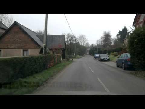 Drive, The Peat Spade Inn , Longstock, Hampshire