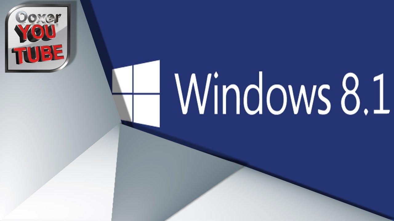 تحميل ويندوز 8.1 enterprise