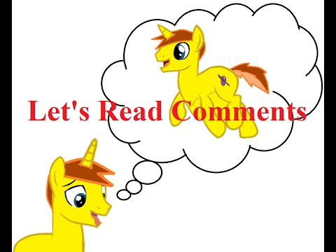 Let's read Comments from (streetsweep237 (Deviantart Rant!)