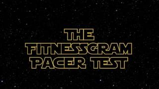 The FitnessGram Pacer Test (Star Wars Themed)