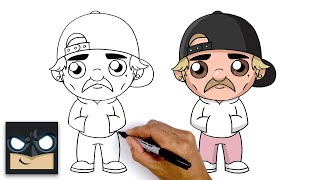 How To Draw Justin Bieber  2020