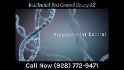 Residential Pest Control Dewey AZ