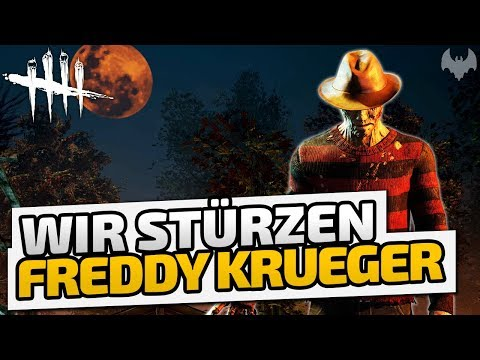 Wir stürzen Freddy Krueger - ♠ Dead by Daylight Season 2 ♠ - Deutsch German - Dhalucard
