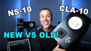 AVANTONE CLA10 VS. YAMAHA NS10 SOUND COMPARISON | Streaky.com