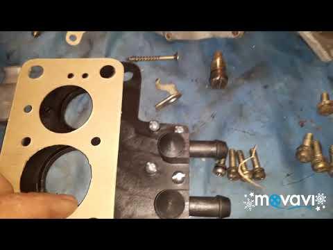 Правильный ремонт карбюратора дааз 2107