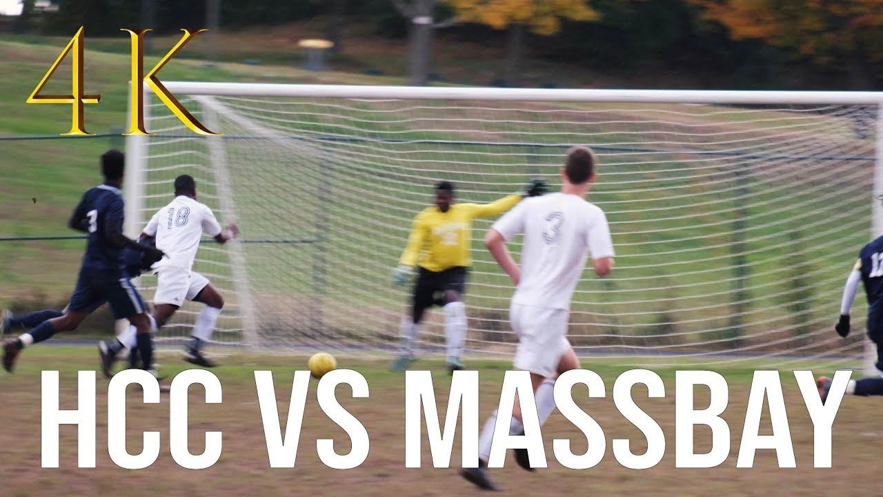 4K Soccer Storm | HCC vs Massbay