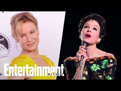 First Look: Renée Zellweger As Judy Garland In Upcoming Biopic   Flash  Entertainment Weekly