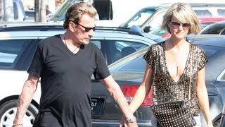 Johnny Hallyday Stunned By Wife Laeticia