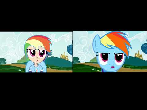 All My Little Human Licious AND Pony Licious Videos