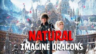 NATURAL - Imagine Dragons [Lyrics+Kara] || Vietsub by iYOLO English Video