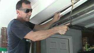 Repair Rotted Garage Door Jamb!