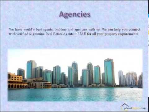 Leading real estate property portal in UAE - Planetbuyers