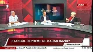 İSTANBUL DEPREME NE KADAR HAZIR? - TUBA EMLEK İLE GÜNDEM ÖZEL / 2.BÖLÜM -17.08.2018