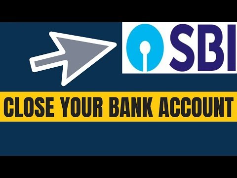 How To Close Sbi Bank Account Online