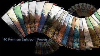Get My New Lightroom Presets for Free