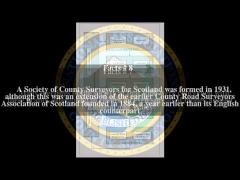 County Surveyors' Society Top # 14 Facts