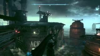 Batman Arkham Knight Walkthrough 9 Gameplay Rocksteady WB Games DC Comics Sony playstation 4 PS4