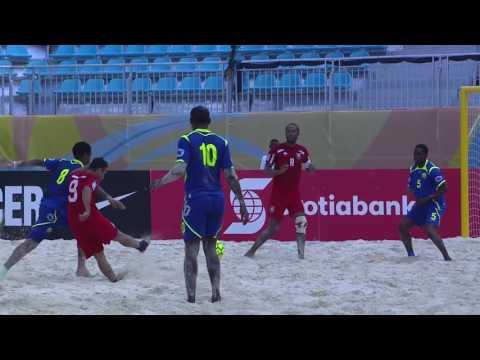 BSC 2017: Belize vs Barbados Highlights