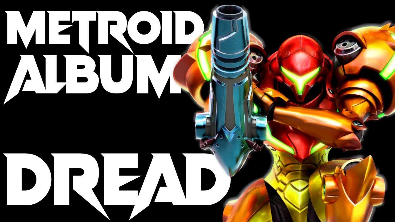 DREAD ▲ A Metroid Album [FULL ALBUM]    Epic Game Music