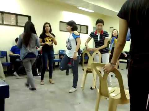 CA32 - A1 : Christmas Party 2014 Part 3 ( Game Guess the Song in action )