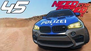 Polizei im BMW X6M | NFS Payback