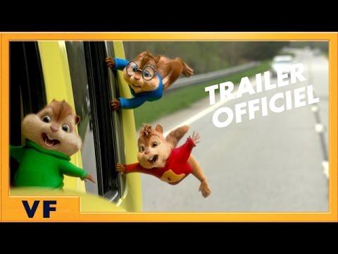 Alvin et Les Chipmunks : Bande annonce de lancement [Officielle] VF HD streaming vf