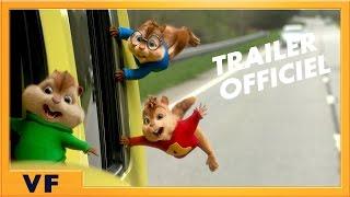 Alvin et Les Chipmunks : Bande annonce de lancement [Officielle] VF HD