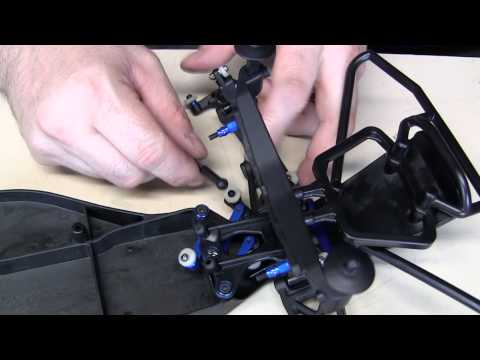Associated SC10.2 Factory Team Kit Build: Front Bumper, Turnbuckles, and Nerf Bars