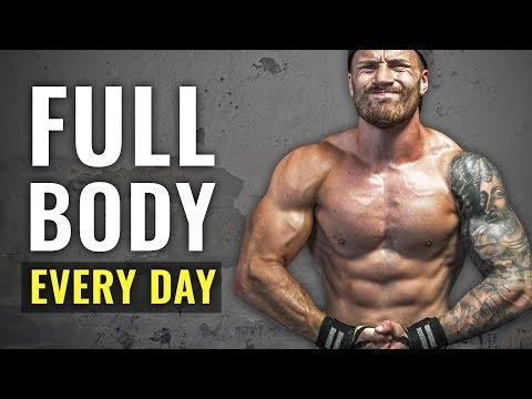 Why I Train Full Body 5X per Week (FULL ROUTINE + TIPS!)