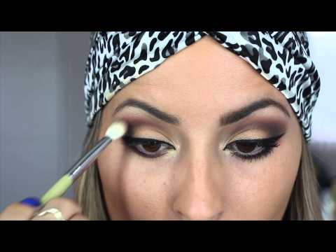 Maquiagem que usei no Fashion Rio usando produtos Mary Kay | By Raka Minelli ♥