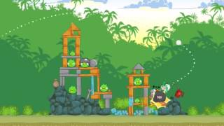 Angry Birds — обновление The Mighty League