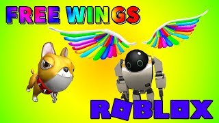 ROBLOX || GET RAINBOW WINGS FREE From The 9 MONTH EVENT IMAGINATION