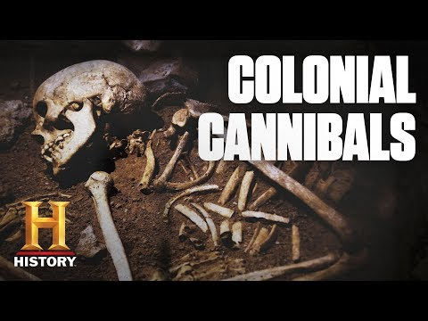 Jamestown Settlers Ate The Dead To Survive | Dark History