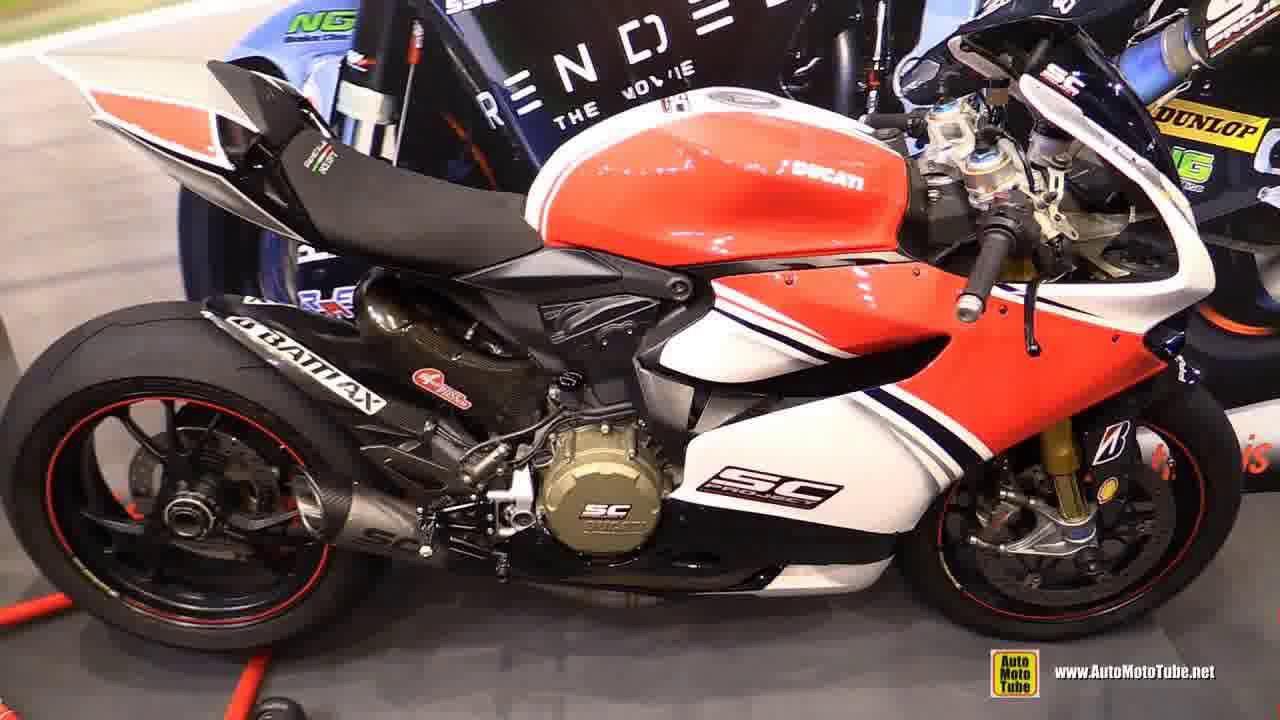Ducati Panigale V Modified