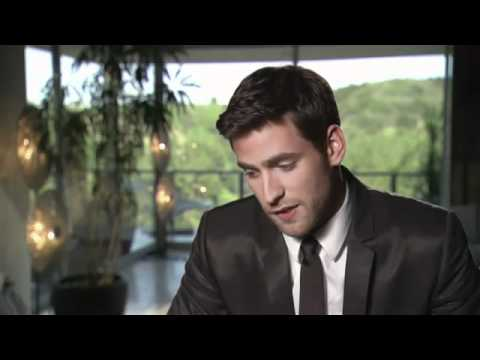 Oliver Jackson-Cohen  - Faster Interview