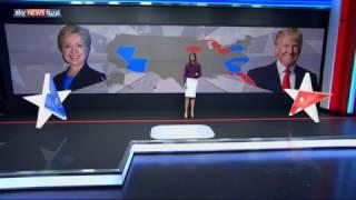 أميركا.. الولايات المتأرجحة وبوصلة الناخبين