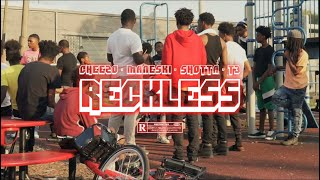 Shotta 3Up ft. Cheezo x Maneski x T3 - Reckless (Official Music Video)