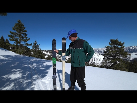 Fischer S-Bound 98 Ski And Voile 3-Pin Cable Binding Review