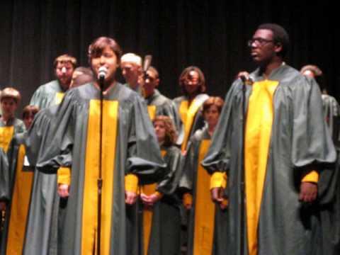 I Feel Like Going On  McDaniel College Gospel Choir Spring 2013
