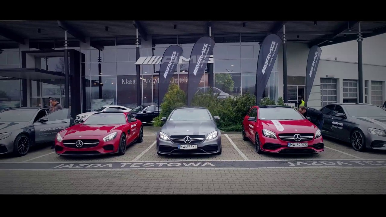 Mercedes – Benz AMG Performance Tour