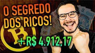 Bitcoin: Como QUALQUER PESSOA consegue ganhar MUITO DINHEIRO com Bitcoins!