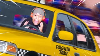 I'M STARTING MY OWN TAXI COMPANY!