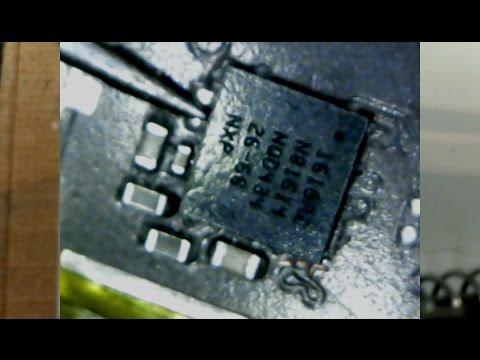 iPhone 6 \ нет зарядки и включения, замена  контроллера u1700 - 1610A2